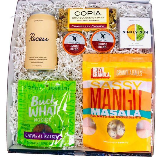 New York Healthy Gift Box