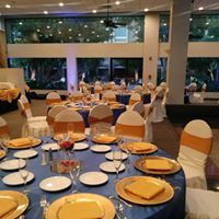 Tmx Atrium Blue And Gold 51 997241 Whittier, CA wedding venue