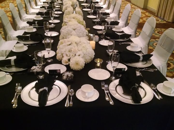 Tmx Boardroom Rehearsal Dinner Black White Silver 2 51 997241 Whittier, CA wedding venue