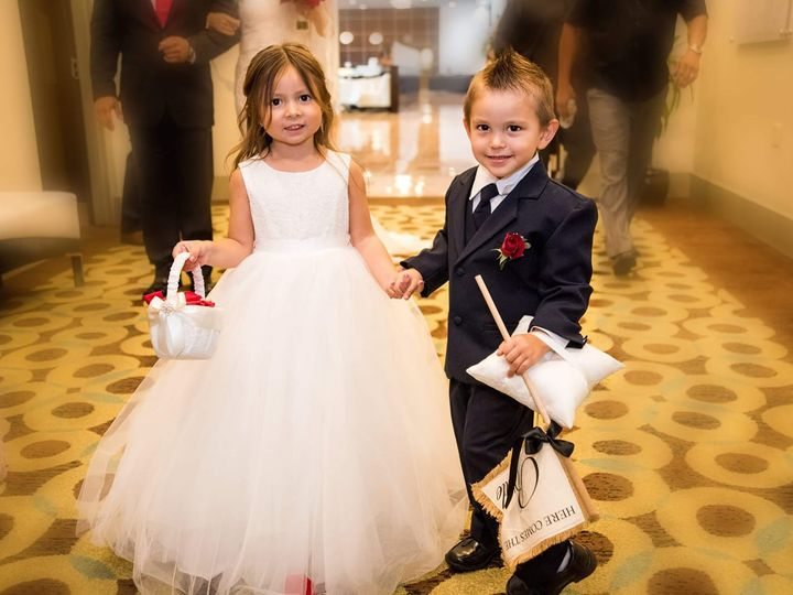 Tmx Flower Girl And Ring Bearer 51 997241 Whittier, CA wedding venue