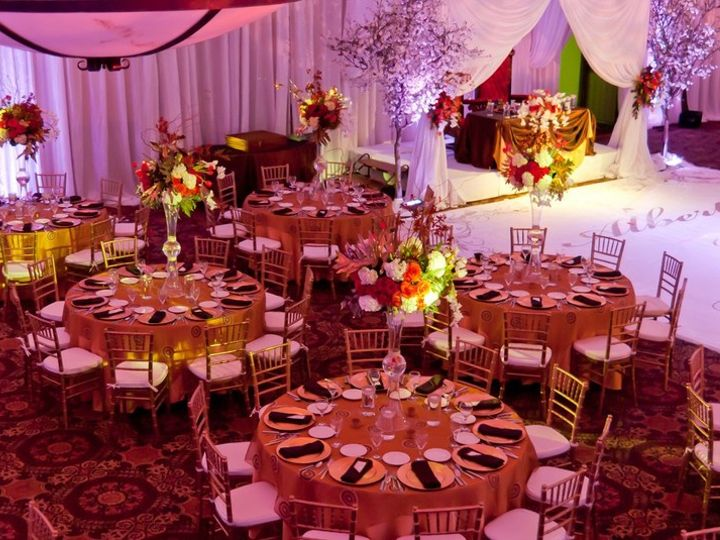Tmx Grand Ballroom With White Dance Floor 51 997241 Whittier, CA wedding venue