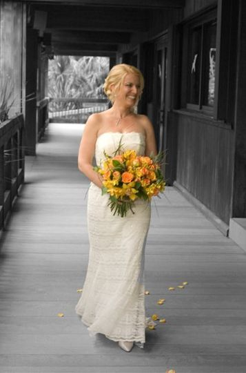 Fern Forest wedding