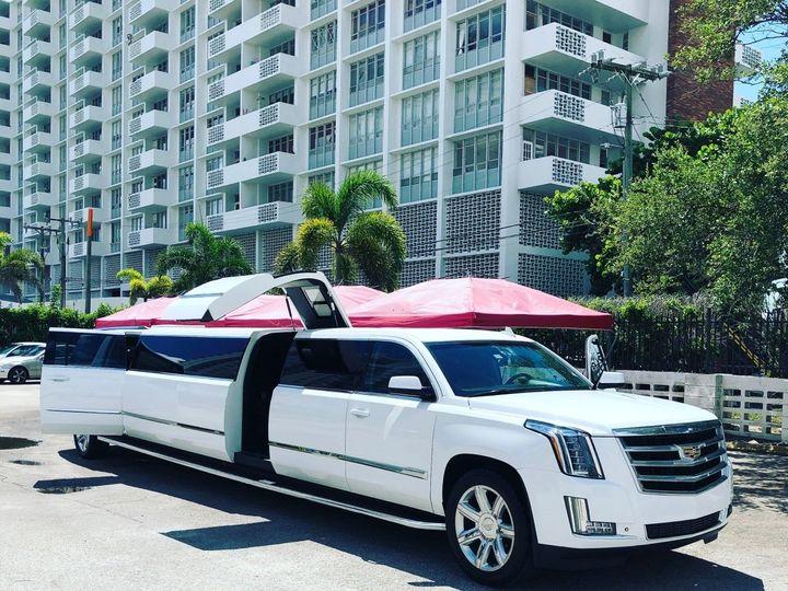 Tmx Escalade Exterior 51 158241 159659804845991 Fort Lauderdale, FL wedding transportation