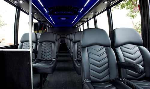 Tmx Mini Bus Inside 51 158241 159659812347059 Fort Lauderdale, FL wedding transportation