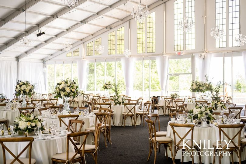 Event Center Wedding Reception