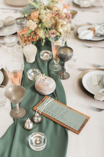 Elegant wedding - Yours Truly Weddings & Events
