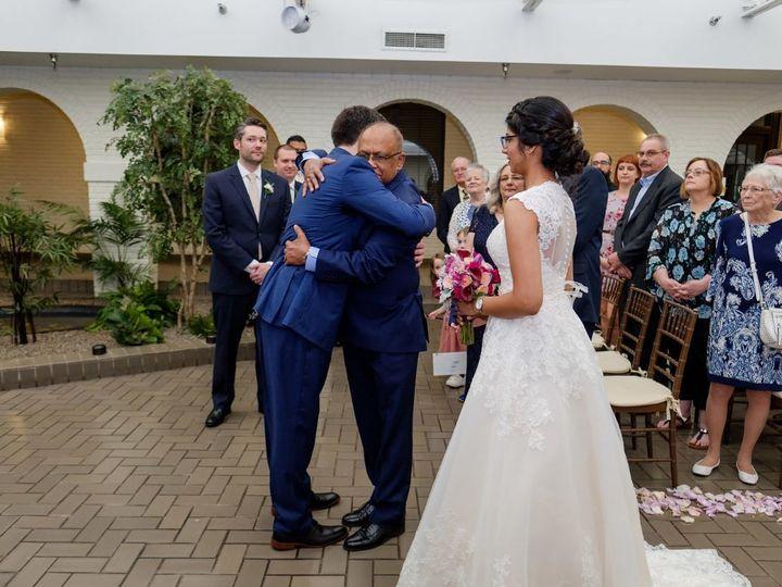Tmx 1532655019 81909ca97200fdf7 1532655018 A3d5f6ce2609b4bb 1532655013435 4 Dad Hugs Groom Fishers, IN wedding officiant