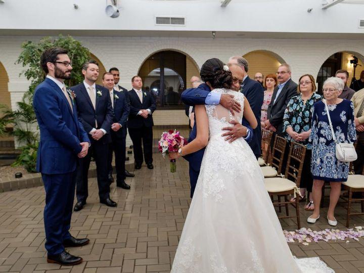 Tmx 1532655021 D49ad76a725b3394 1532655018 E28dd6f56b5167c8 1532655013434 3 Dad Hugs Bride Fishers, IN wedding officiant