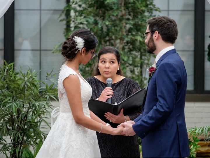 Tmx 1532655022 23f674dd5d0a940c 1532655021 F6edf15ea1fbb4bb 1532655013443 16 Sonia And Richard Fishers, IN wedding officiant