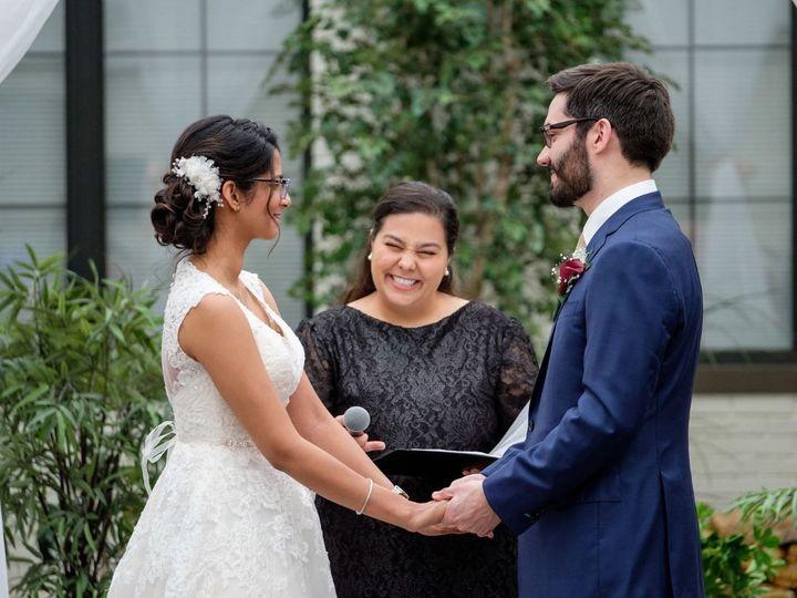 Tmx 1532655022 B6eba12fb904cfe9 1532655021 D3fdbca862974e7e 1532655013442 15 Sonia And Richard Fishers, IN wedding officiant