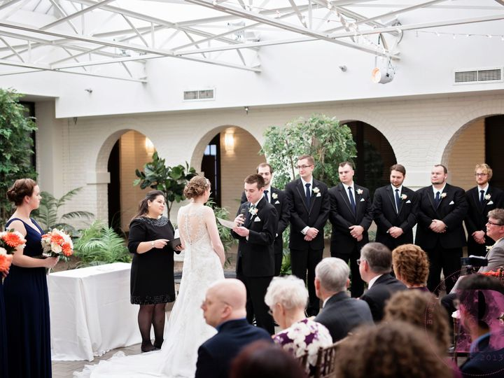 Tmx 1532655294 69b95a01ed1b2a65 1532655288 E3aa84a39b36c8ef 1532655266372 3 Evan   Allison A   Fishers, IN wedding officiant