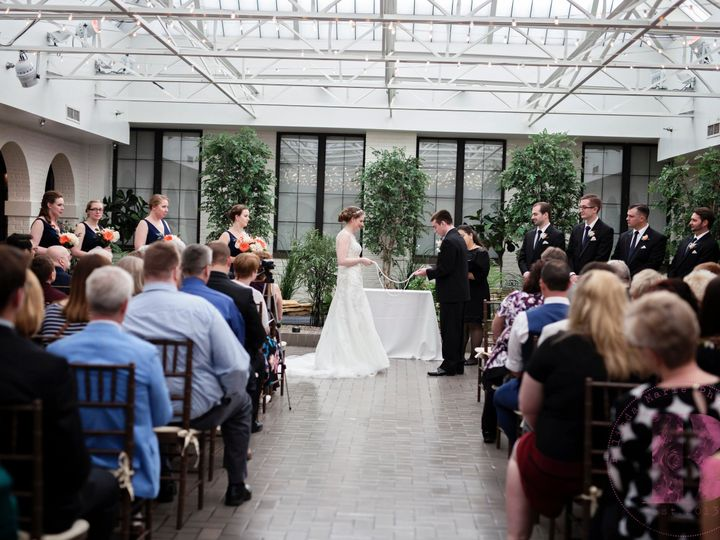 Tmx 1532655295 E7cc35b51eb734a7 1532655289 130a7b19956f37cf 1532655266373 5 Evan   Allison A   Fishers, IN wedding officiant