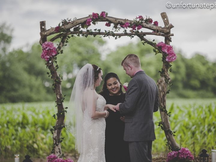 Tmx 1535385102 2b5c1a48cf61e45d 1535385099 3fc3c066263dd8cb 1535385094861 2 3  1 Of 1  Fishers, IN wedding officiant