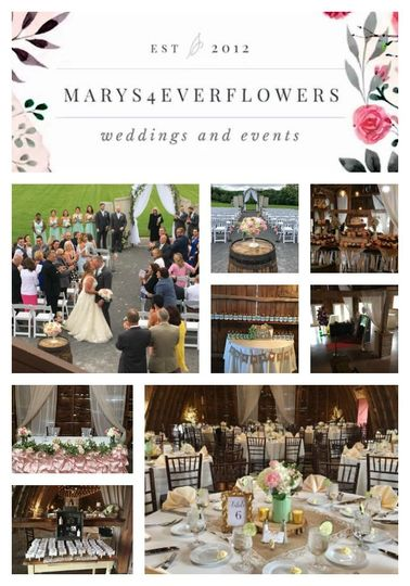 Wedding Hayloft on the Arch- June 27 2018 - Flowers .decor and photo booth