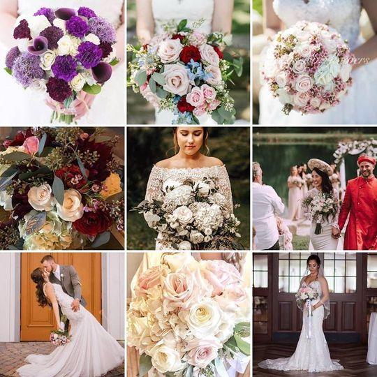 Marys4everflowers Brides