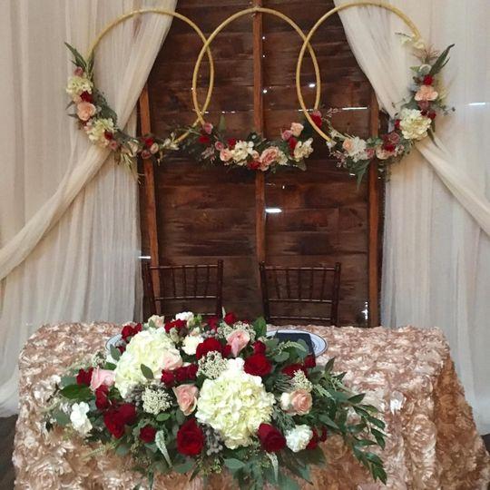 Signature SweetHeart Table