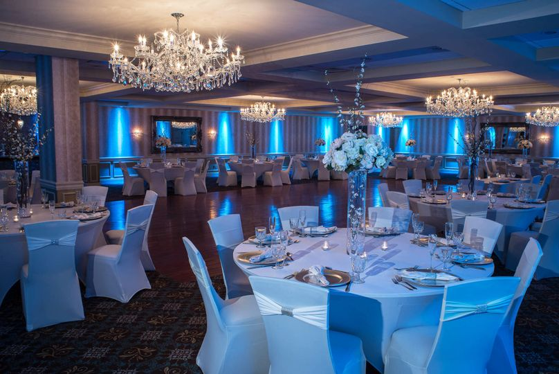 Sterling Ballroom At The DoubleTree By Hilton Tinton Falls