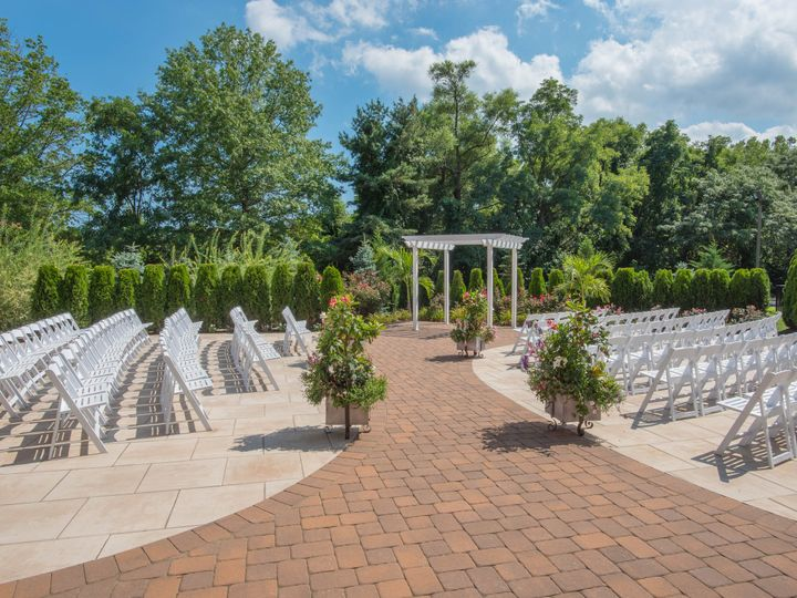 Tmx 2016 08 16 Outdoor Ceremony Shoot 1 51 130341 Eatontown, New Jersey wedding venue