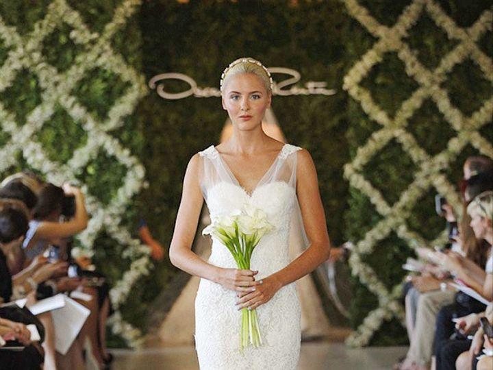 Tmx 1423602373159 Oscar De La Renta Wedding Dresses Spring 2013 Coll Nashville wedding dress