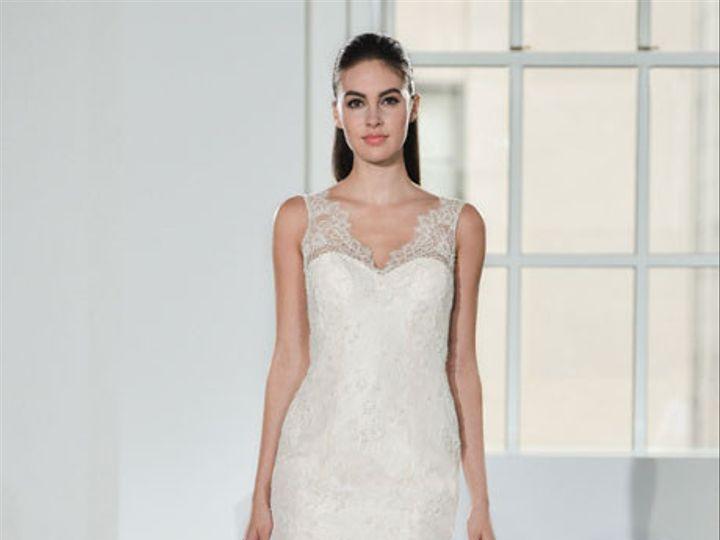 Tmx 1423602817365 Romona Keveza Collection Wedding Dresses Fall 2014 Nashville wedding dress