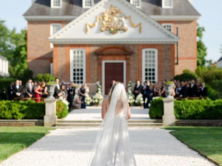 Tmx Palace Ceremony 1 51 11341 158712395590895 Williamsburg, VA wedding venue