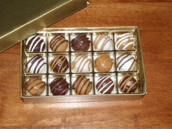 Want something sweet, but handmade? Try our gourmet maple chocolates! These can be filled with your...