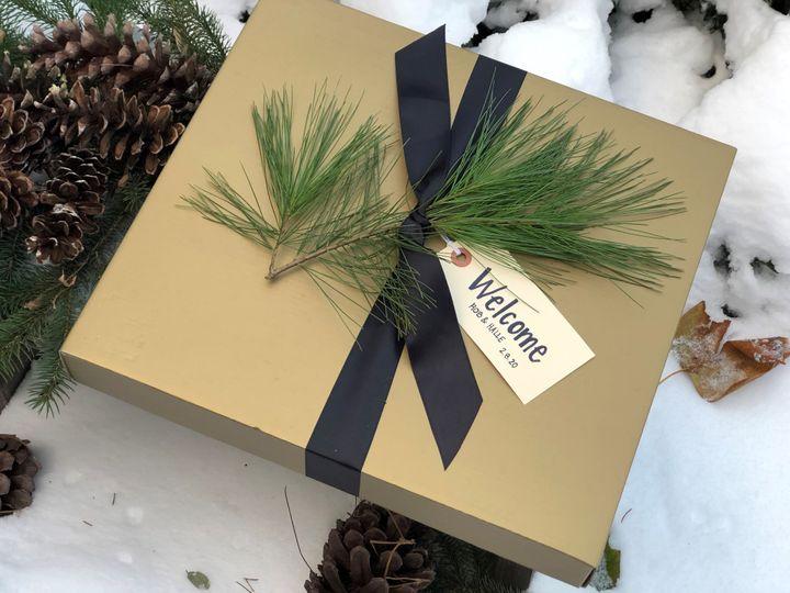 Winter Wedding Box