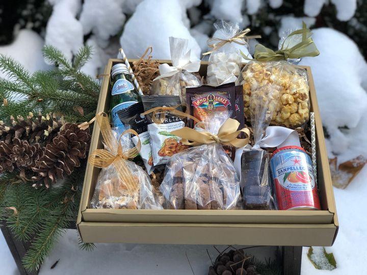 Winter Box Opened