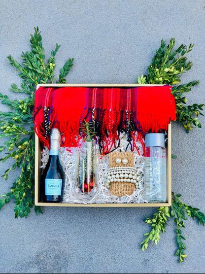 Bridesmaid Box!
