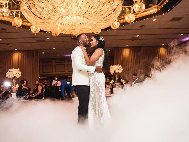 Tmx Breyana Eugene Wedding At Martins West In Maryland 19 51 1012341 160287645231556 White Marsh, MD wedding planner