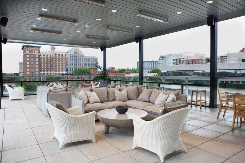 Rooftop Setup
