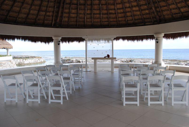 Hard Rock Hotel Rivera Maya Beachfront Wedding
