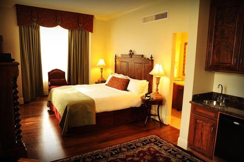 Hotel Diamond room
