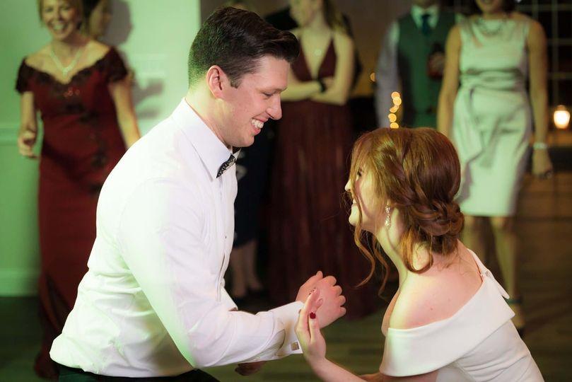 Dan and Kristen! -Marley Potog