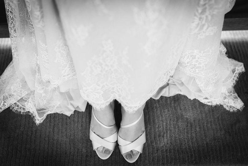 Bride shoes 💕