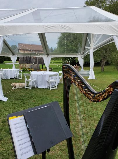Great for outdoor events