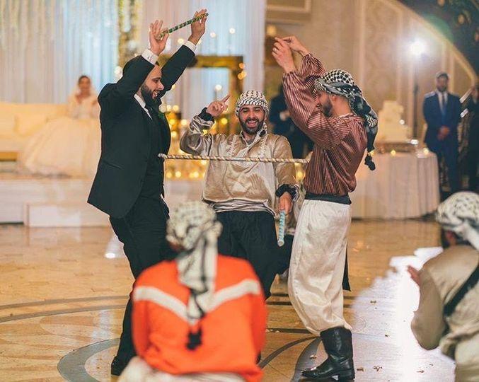 Dance with groom