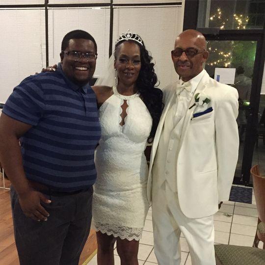 Jones Wedding Reception