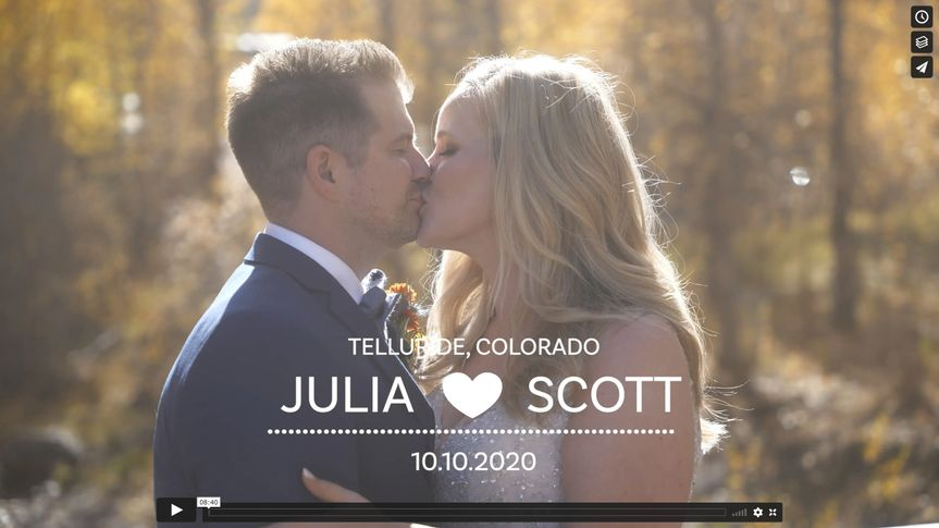 Telluride - Julia & Scott