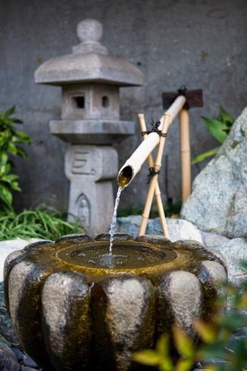 The Garden features many special details such as the hand washing fountain, hand-crafted bridges, a...