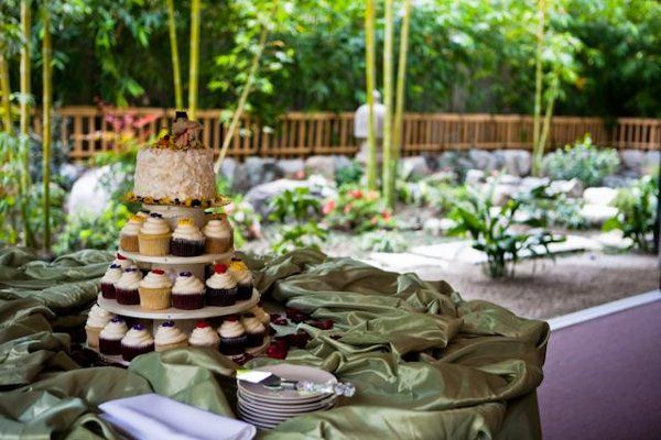 Cupcakes by My Buttertart. Linen courtesy of Flowers On Mars. Photo Credit: Rengie Mendoza...