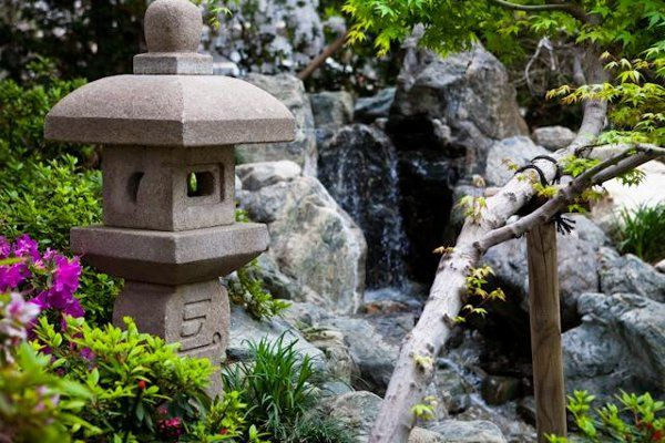 James Irvine Japanese Garden At Jaccc Venue Los Angeles Ca Weddingwire
