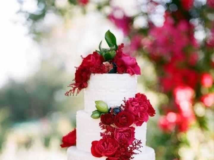 Tmx 1517887371 F85d1c04f43b3a6c 1517887370 9152d6e6af577554 1517887362771 32 Unnamed 3 Copy 4 Santa Barbara wedding cake
