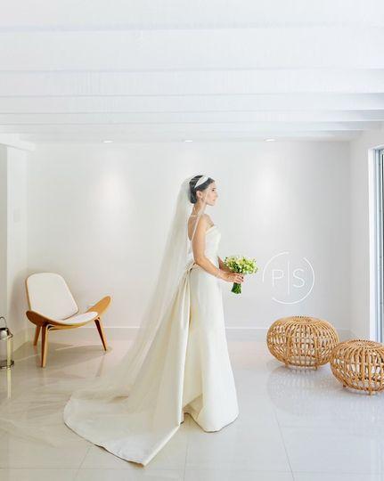In her suite
