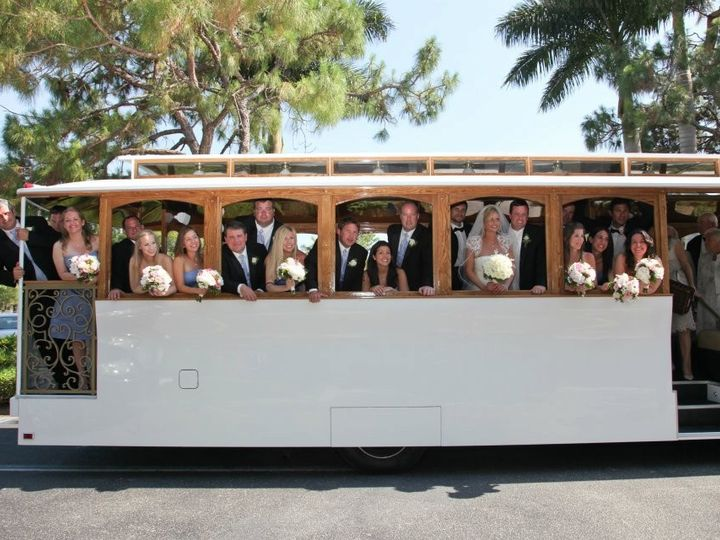Tmx 1372873563585 296107251819674854113855726396n Naples, Florida wedding transportation