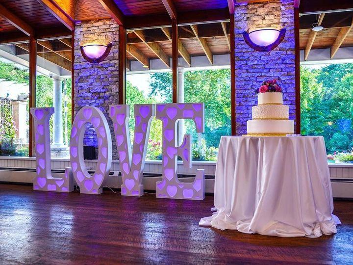 Tmx 1532465726 6aa414165218ed48 1532465725 343321733053145a 1532465724703 1 LOVE Sign Bellingham, MA wedding venue