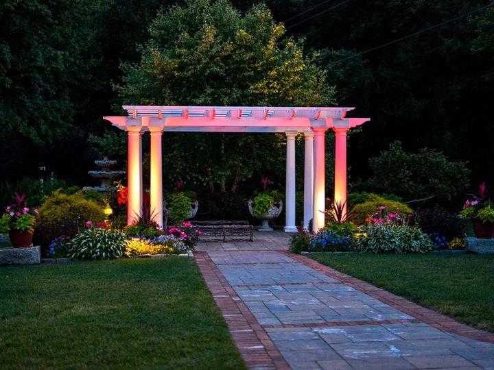 Tmx 1532466184 Df5303812520e74e 1532466182 3c0d8fdee555bd04 1532466178641 9 Pergola At Night Bellingham, MA wedding venue