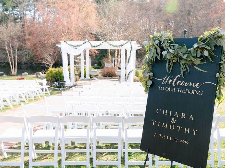 Tmx Chiara And Tim 1 51 66341 1559837859 Bellingham, MA wedding venue