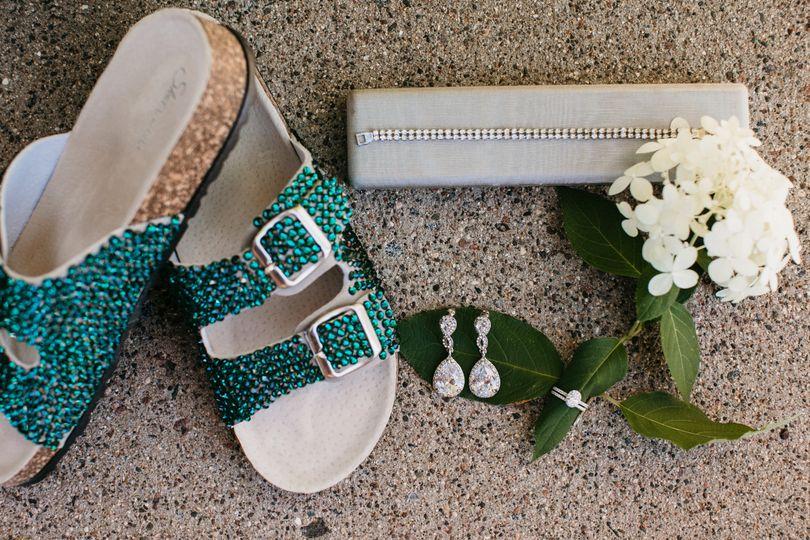 Wedding details - Alyssa Pearl Photography