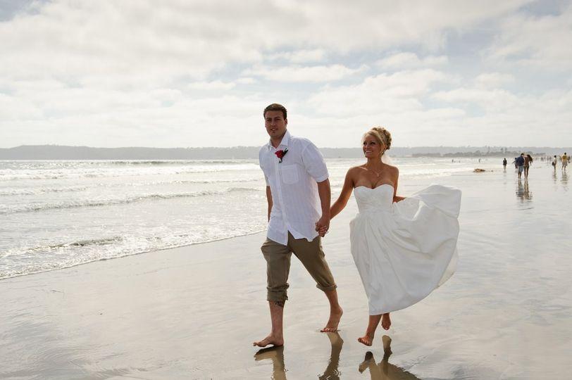 Couple at Coronado